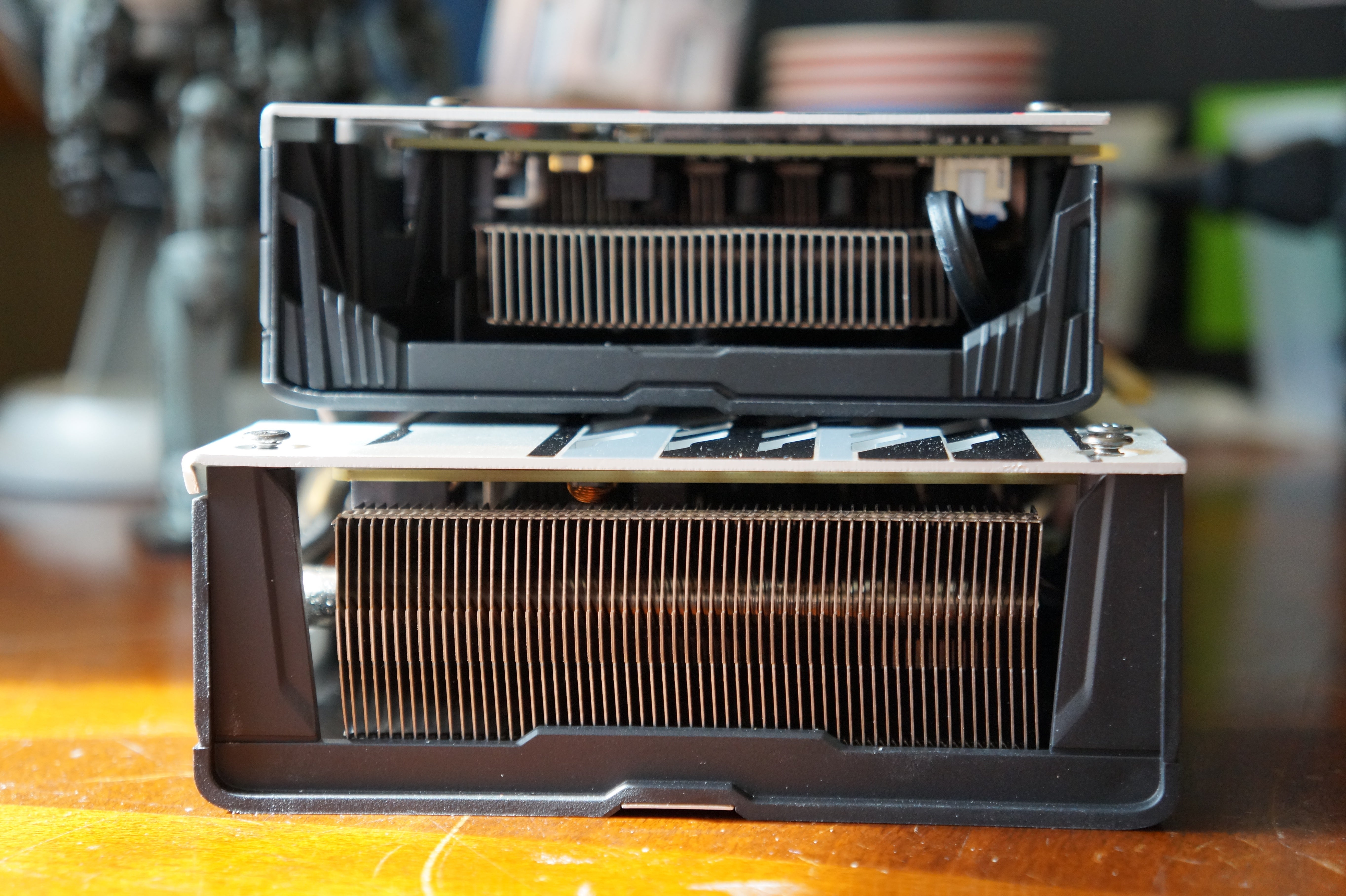 how to change the fans on the rx 580 pulse