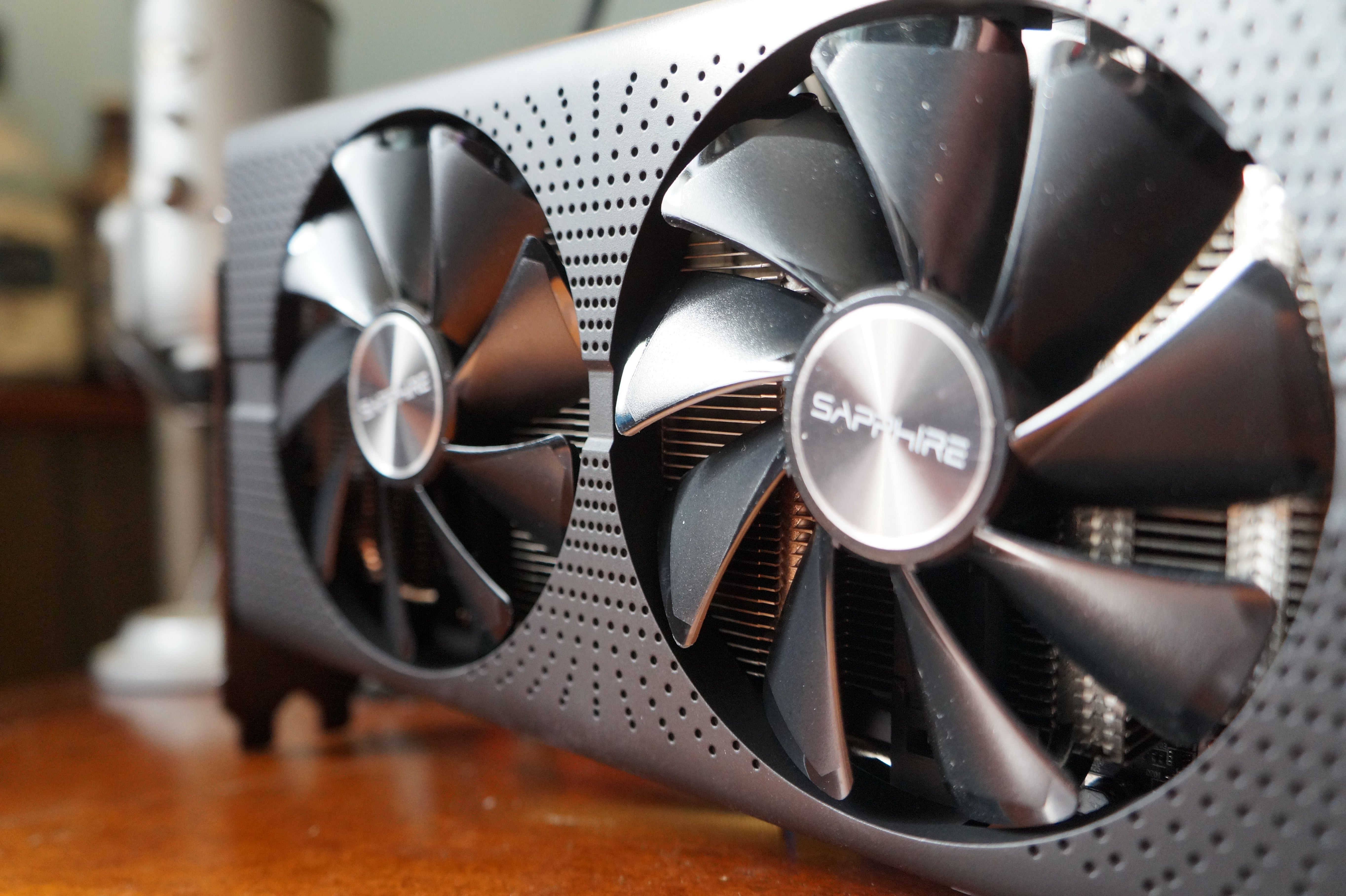 Sapphire Radeon RX 570 Pulse and RX 580 Pulse review: Solid