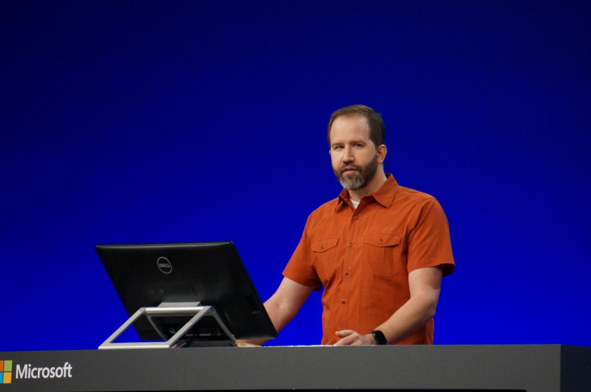 scott hanselman microsoft build 2017