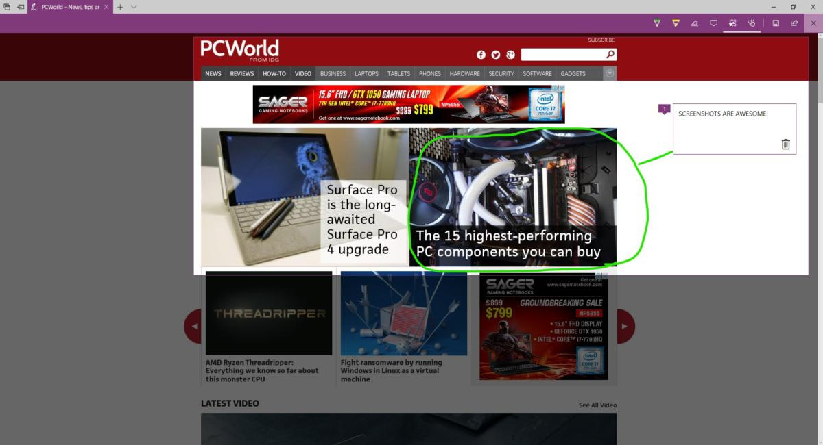 How to take a screenshot in Windows 10 | PCWorld Window Design Home Theater Html on windows car stereo, windows bathroom, windows bedroom, windows painting, windows headphones, windows camera, windows living room,