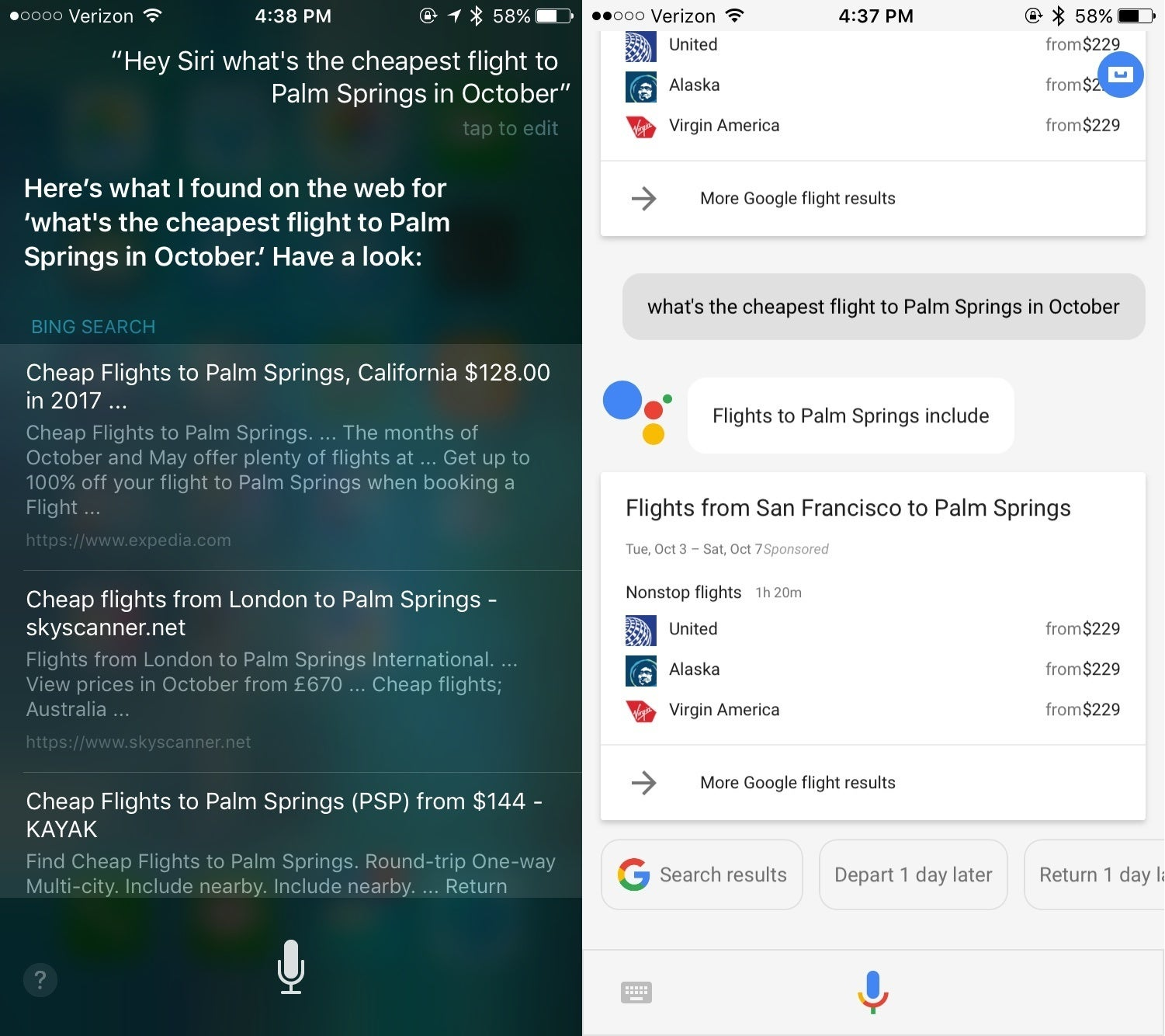 Siri vs. Google Assistant: Which is better for iPhone ... - photo#47
