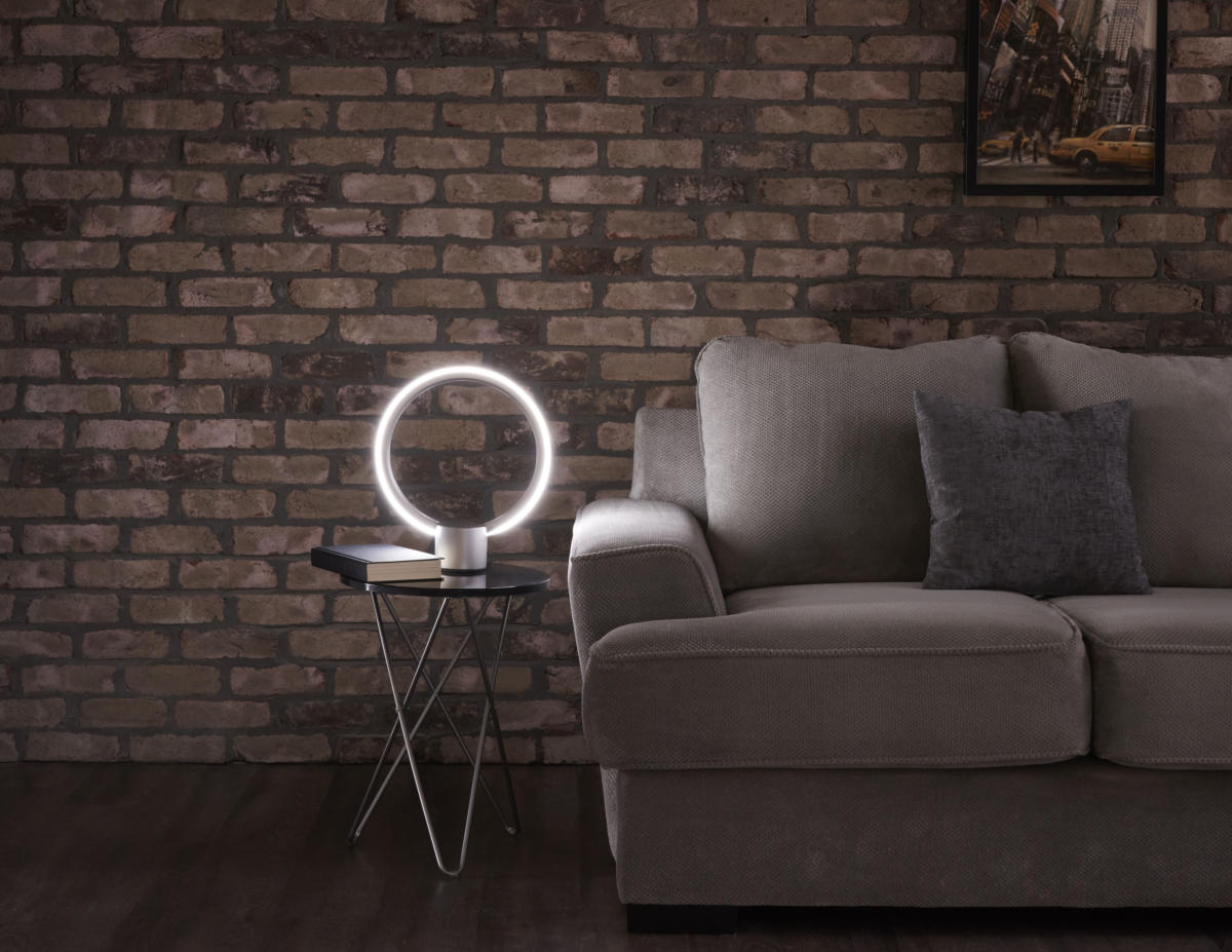 The C By Ge Sol An Alexa Powered Lamp Is Now Available