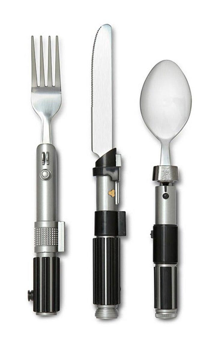 star wars forks spoon