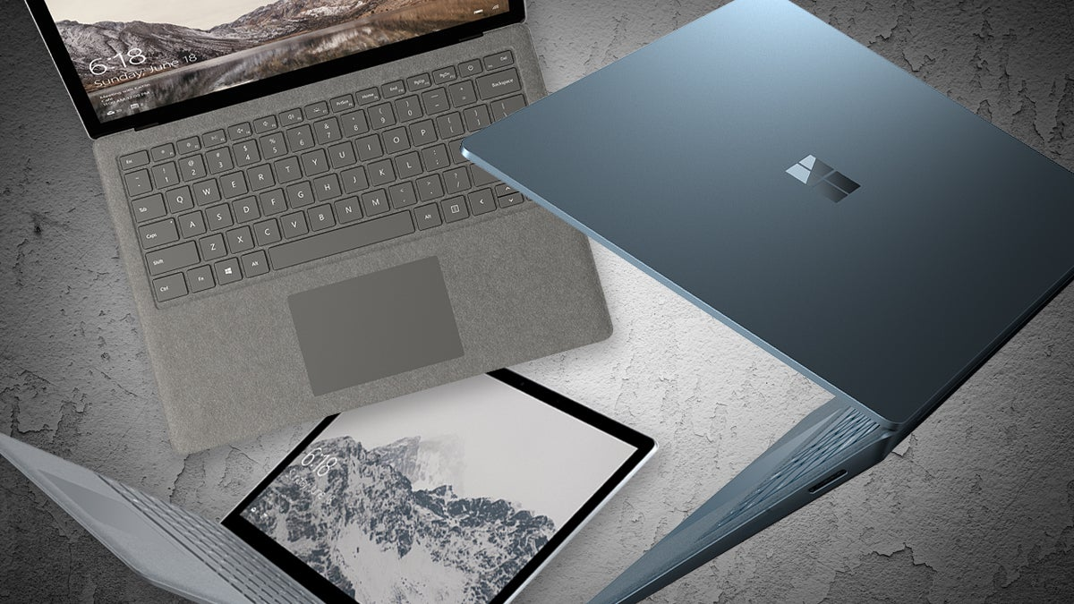 surface laptop hub