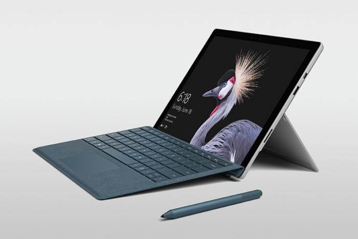 Surface Pro is Microsoft's long-awaited Surface Pro 4 upgrade, restyled as a laptop