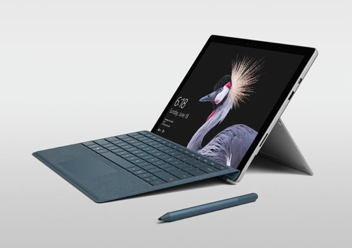 Surface Pro is Microsoft's long-awaited Surface Pro 4