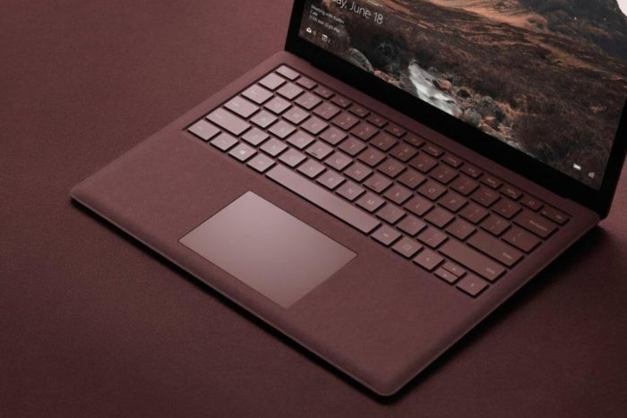 Leaked: Surface Laptop Images, Specs Suggest a Low-cost Machine for the Masses