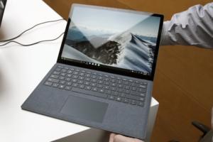 surface laptop beauty
