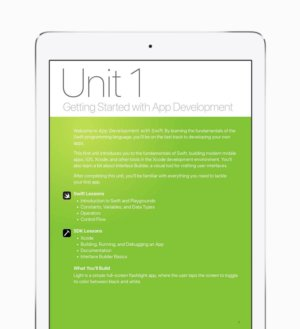 swift app dev ipad 1