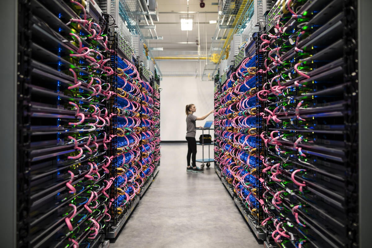Google's new TPUs are here to accelerate AI training