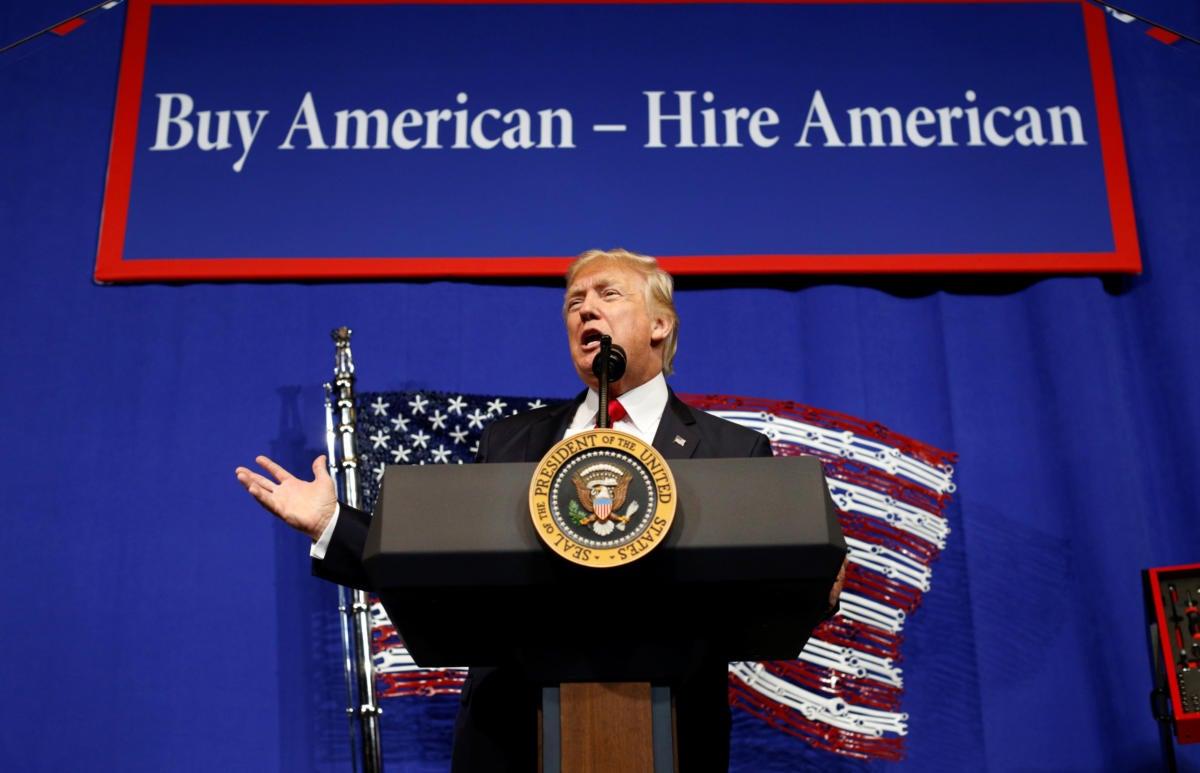 High-skills visa applications drop ahead of Trump move to limit program