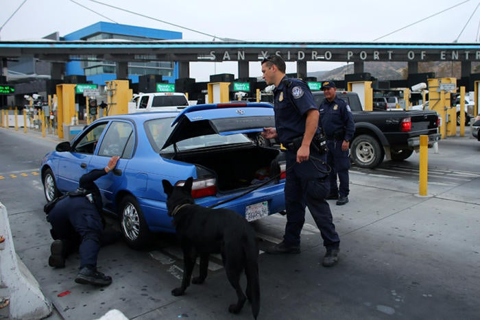 U.S. border agents are increasing their searches of devices.