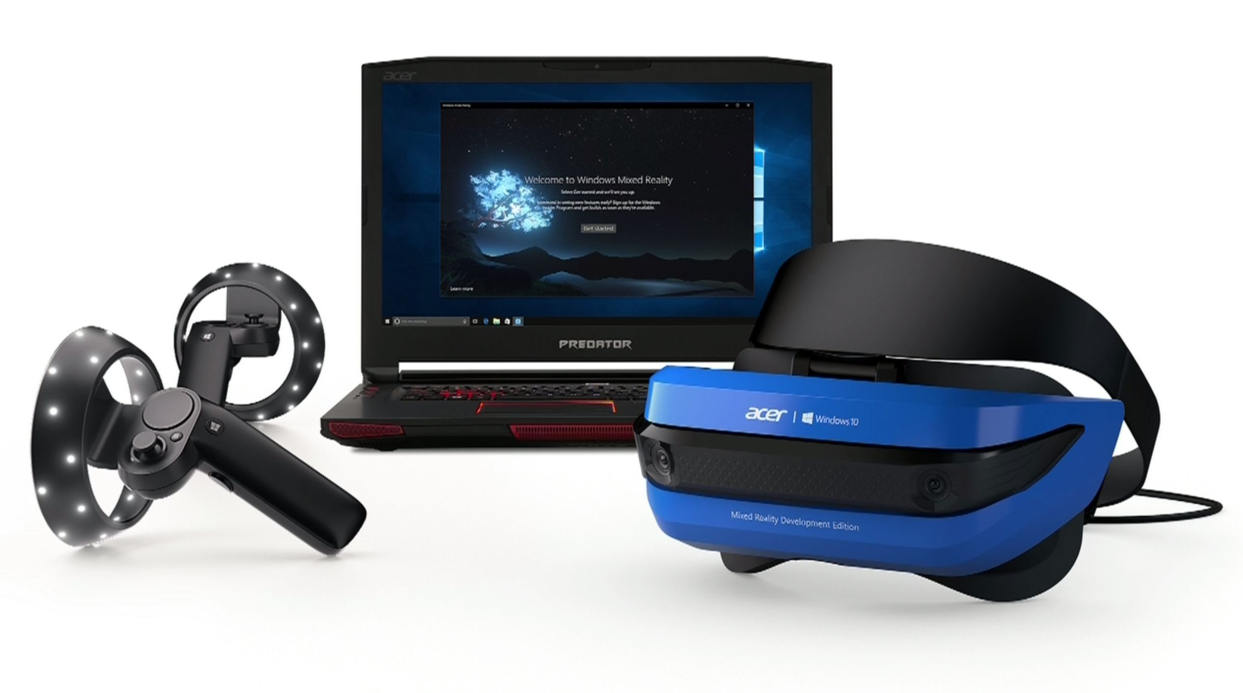 Microsoft Windows Mixed Reality review: Easy to set up, hard to use