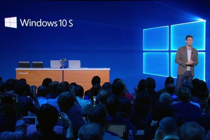 Windows 10 S: It's for Enterprise, Too