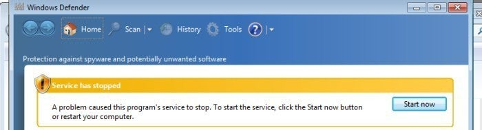 windows.defender.service.stopped