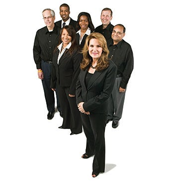 Blalock, Kristy Mapps, David Traynor, Zachery Byrd, Tanya Harvell, Mike Erickson, Rajeev Agarwal