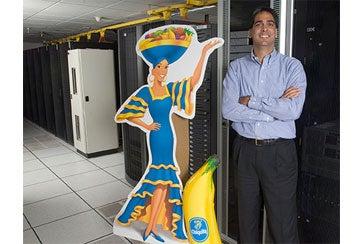 Manjit Singh CIO Chiquita