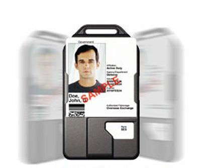 image of RIM's Revamped BlackBerry Smart Card Reader