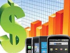 smartphones increase bottom line sales