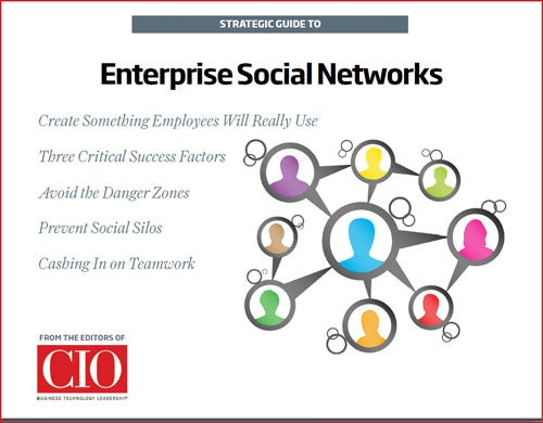 Download the Strategic Guide to Enterprise Social Networks