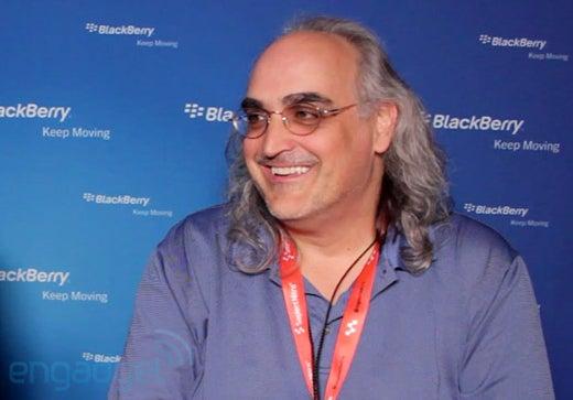 BlackBerry Senior Developer Evangelist Tom Anderson