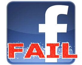 Facebook   fail, Facebook hacked