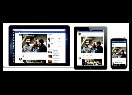 Mobile and desktop versions of Facebook will feature a similar experience.