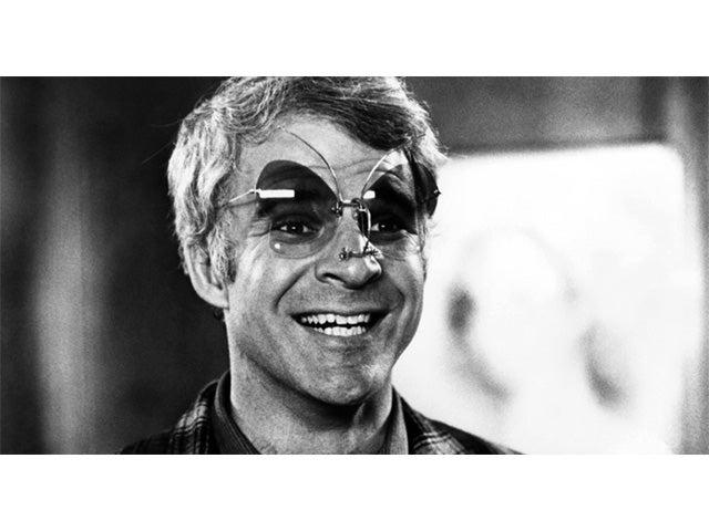 Google Glass Steve Martin