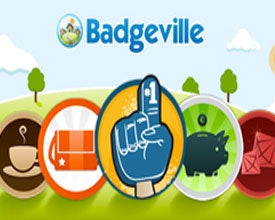 gamificatiion, Badgeville