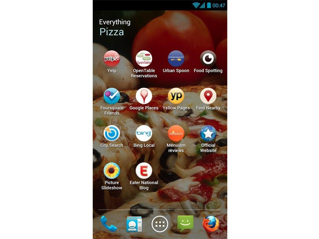 Everything.me Home Android