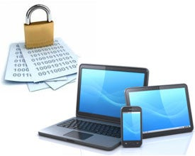 mobile security, data security, mobile device security