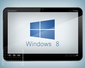 Microsoft Windows 8 tablets
