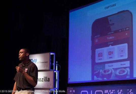Tidbit CEO Sam Bowen