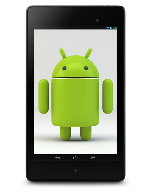 Google Nexus 7 Tablet and Android