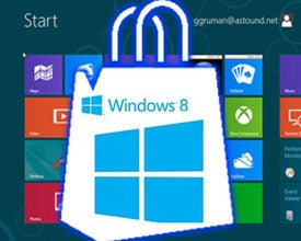 Microsoft Windows 8, Windows apps, app store
