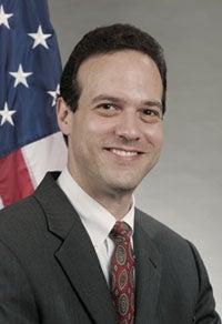 Simon Szykman, CIO at the Department of Commerce