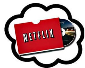 Netflix, cloud computing