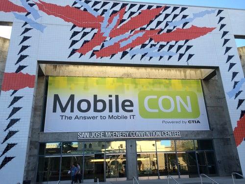 CTIA MobileCon 2013 Entrance convention center