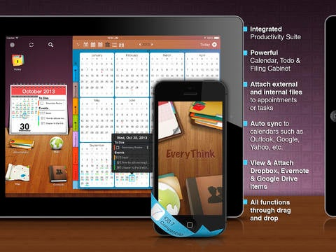EveryThink HD for iPad