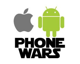 Apple iPhone vs. Google Android