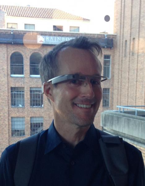 Google Glass James A. Martin