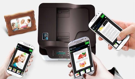 Samsung's NFC-enabled Xpress C460FW printer