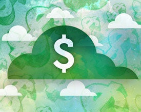 cloud revenue, cloud cost