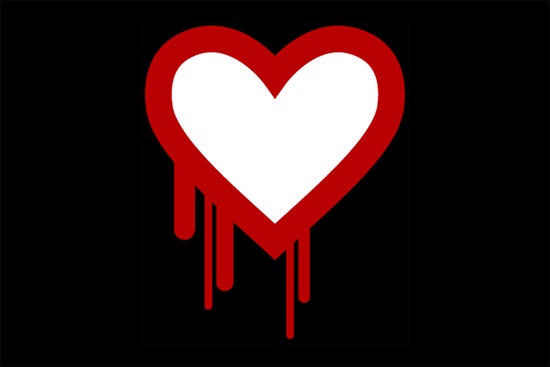 Heartbleed bleeding heart