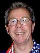Ham radio operator Dennis Motschenbacher