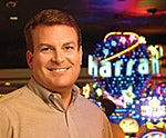 Tim Stanley, senior vice president and CIO at Harrah's Entertainment