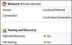 For the first time in Windows, it's easy to manage your networks.