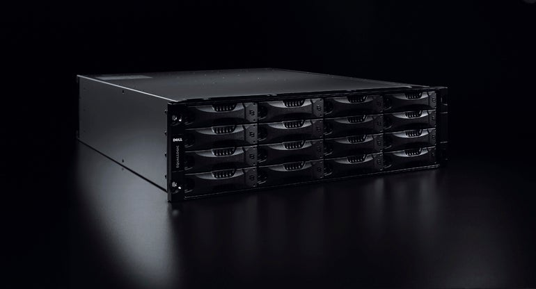 The Dell EqualLogic PS5000 series storage array