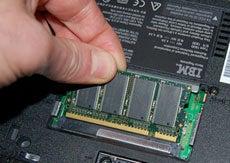 installing memory