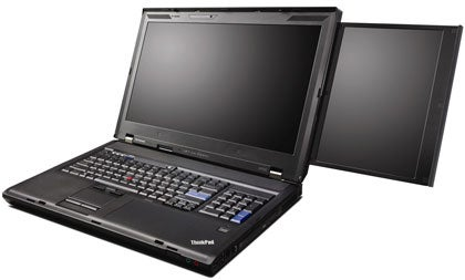 The ThinkPad W700ds